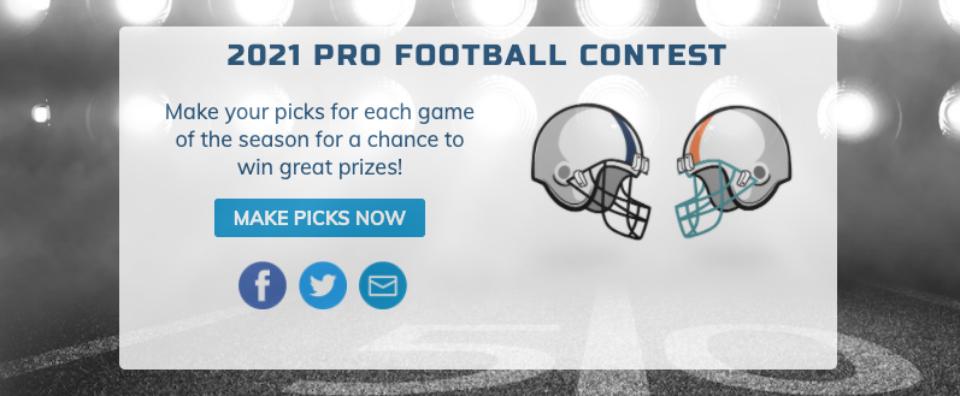 2021 Pro Football Challenge