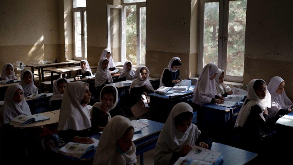 Taliban says women can study in gender-segregated universities