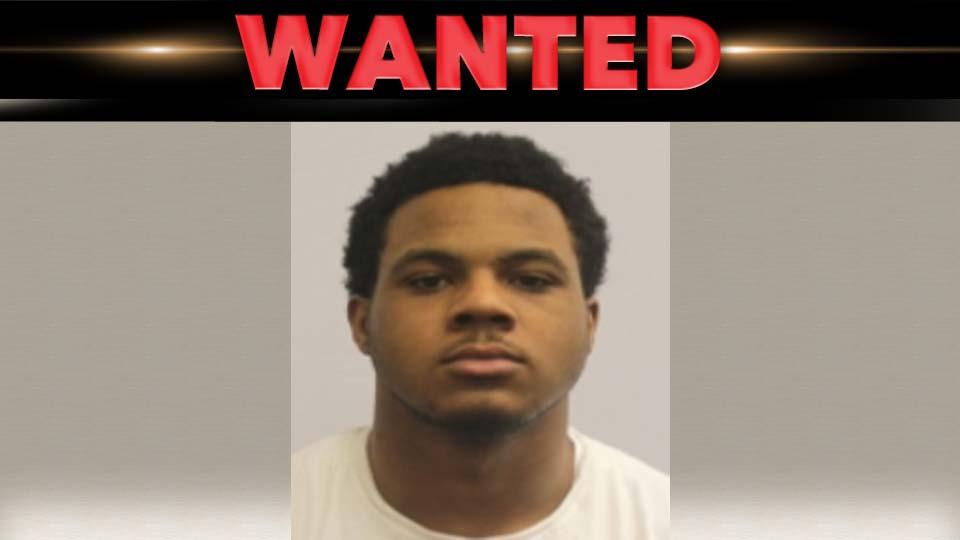 Andre Stephon Mccoy, Jr., wanted fugitive