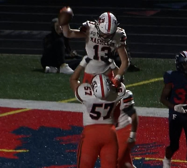 Austintown Fitch Massillon game
