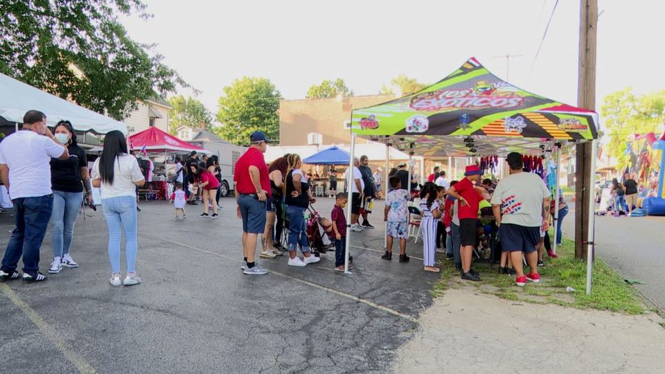 This month is Hispanic Heritage Month. After a year off from being able to celebrate, many people have been out sharing their culture with the community in the Valley.