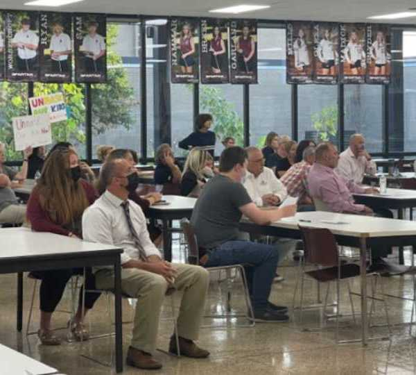 The Boardman Local School Board decides Monday to keep mask mandate in place.