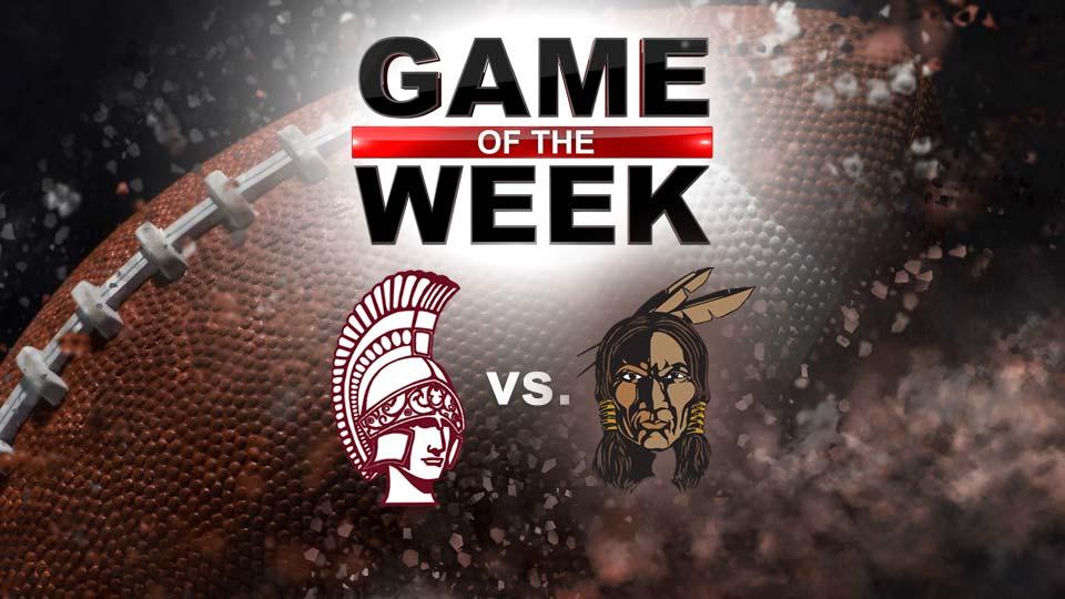 Boardman Spartans vs. Warren Harding Raiders High School Football Game of the Week