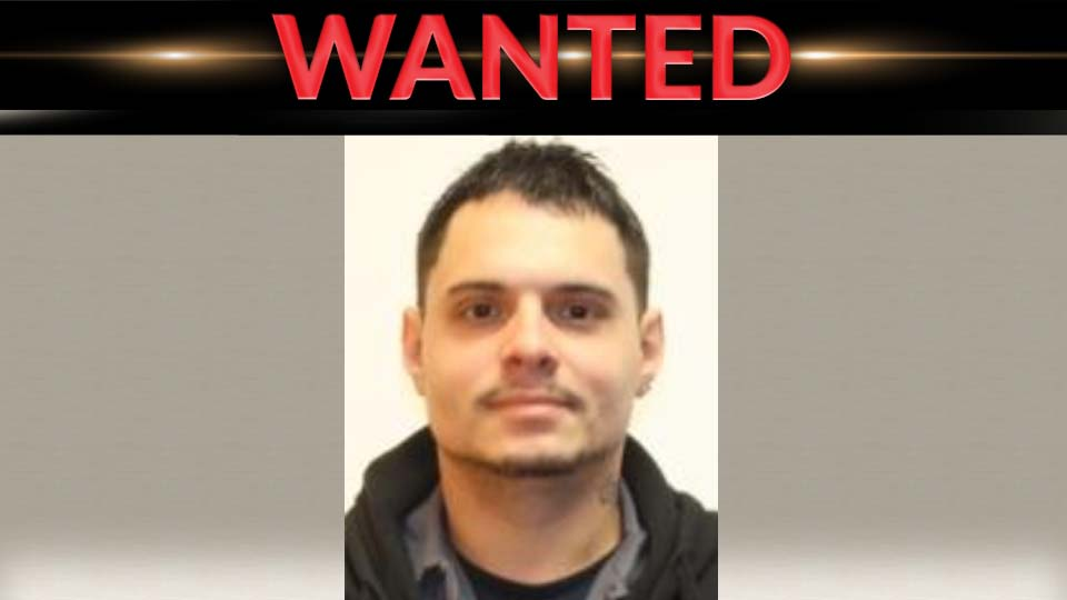 Brian Gimenez, 34, is wanted by the Parma Police Department for felonious assault and the Ohio Adult Parole Authority for a parole violation.