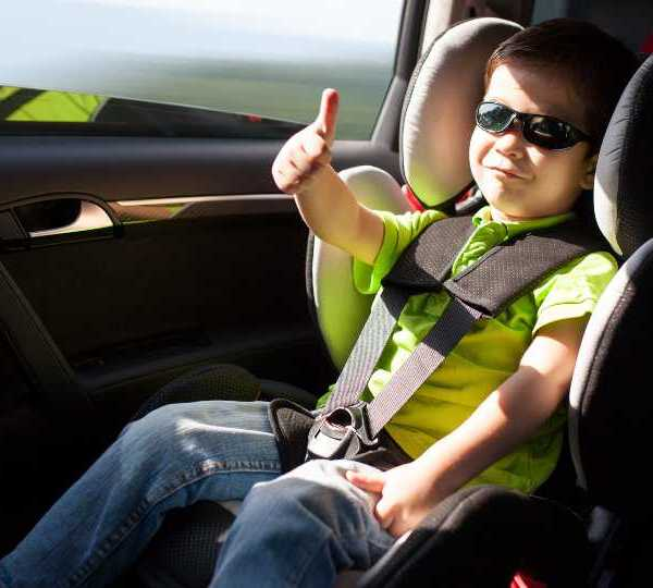 September is Child Passenger Safety Month, and it's important for all parents and family members to know how to properly use a car seat to keep the child safe.