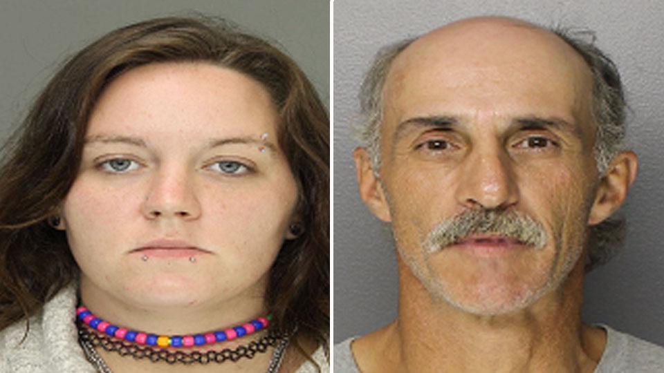 Cassie Lutz and Michael Caccia, Shenango assault suspects