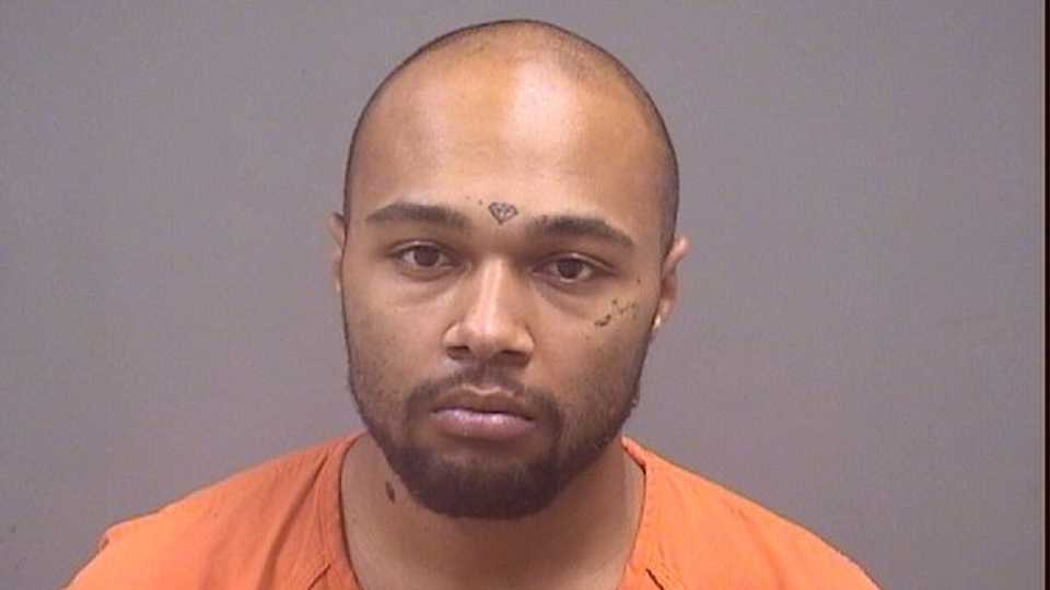Christian Johnson, charged with drug trafficking in Boardman