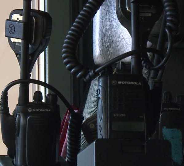 Western Reserve Joint Fire District is getting a grant to upgrade their radios -- more than $1.6 million, replacing their old system.