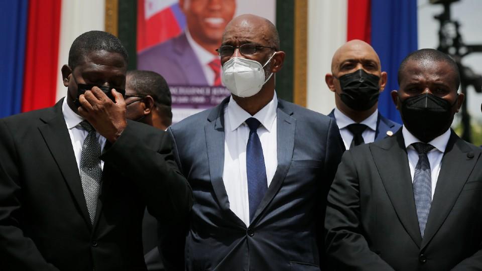 Haitian officials