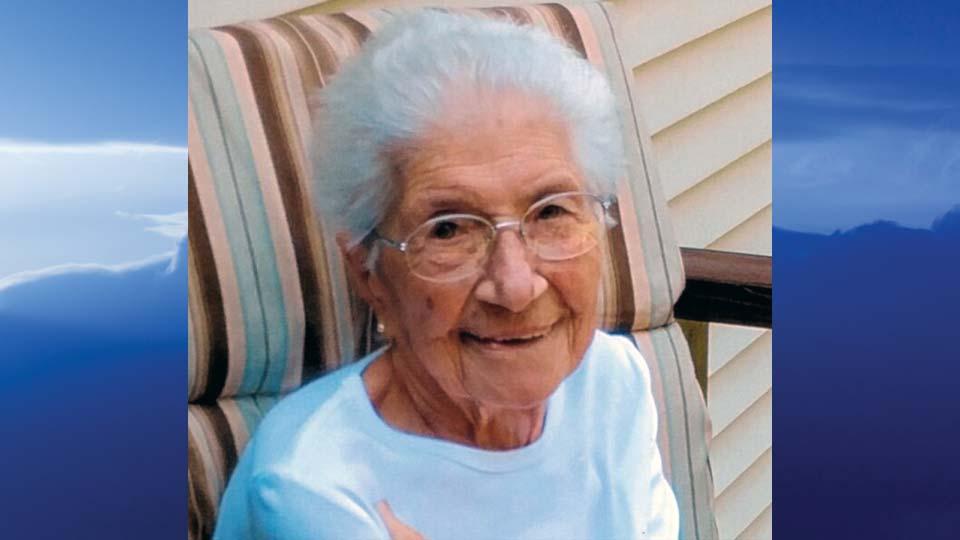 Helen A. (Mordocco) Trimboli, Austintown, Ohio - obit