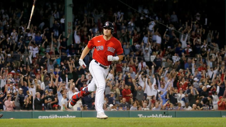 Indians vs Red Sox baseball