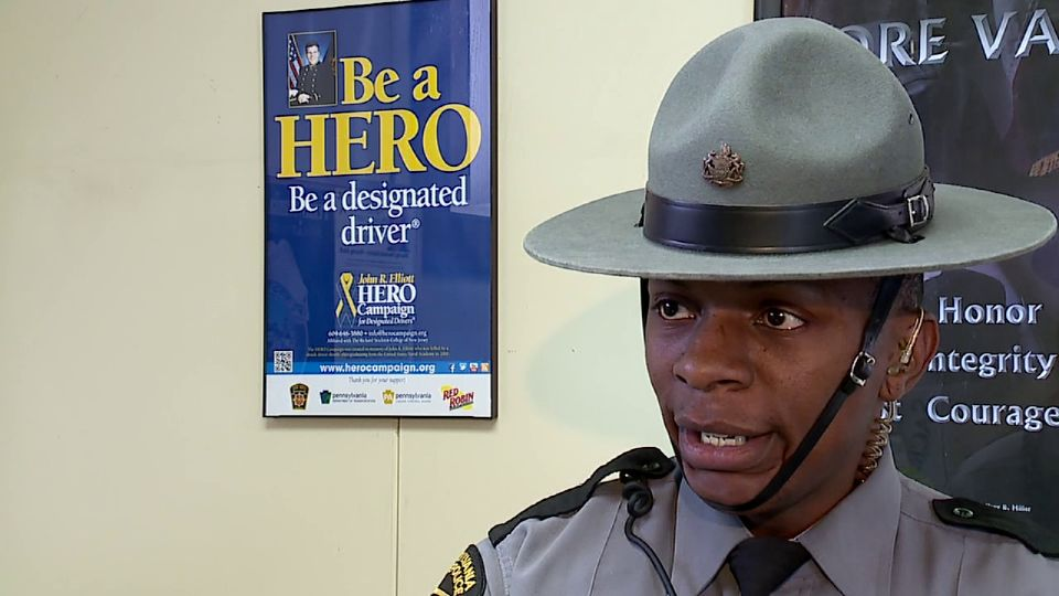 A Pennsylvania state trooper was arrested and is facing several charges following an internal investigation.