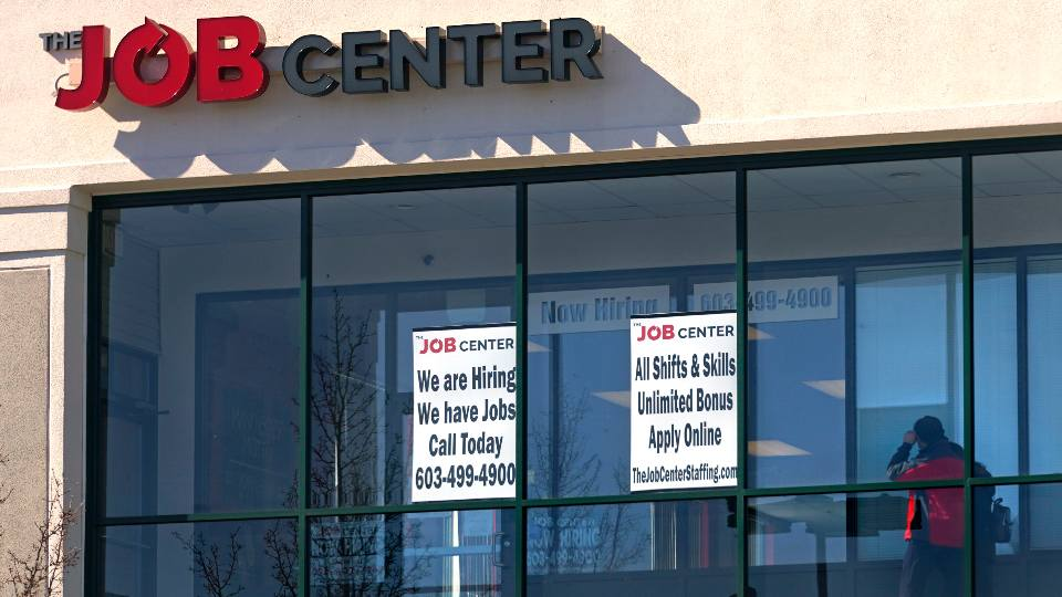 Job center unemployment