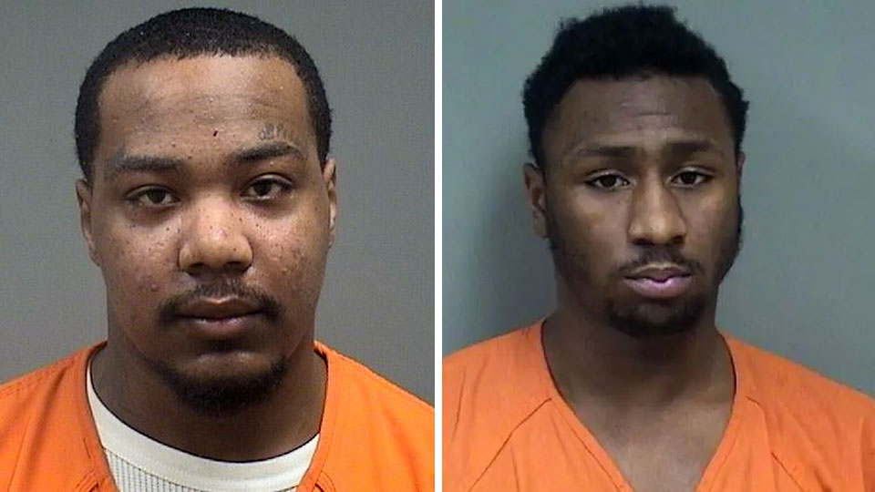 Kimonie Bryant and Brandon Crump, struthers homicide