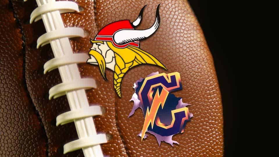 Labrae Vikings, Champion Golden Flashes High School Football