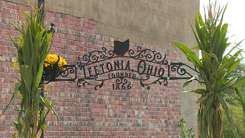 Leetonia hosted its first annual Fall Festival Saturday. The event replaced the former Artisan Festival.