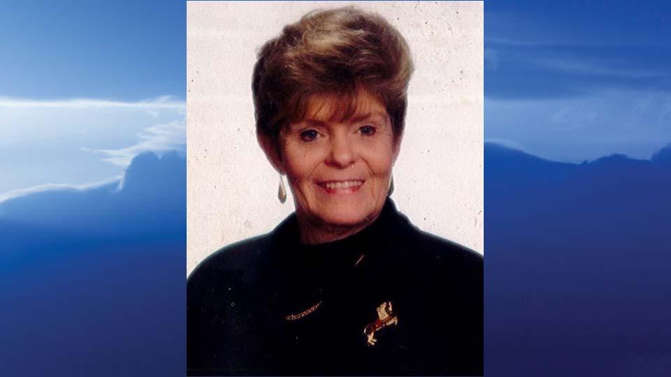 Mary Lee Hallden, Columbiana, Ohio - obit