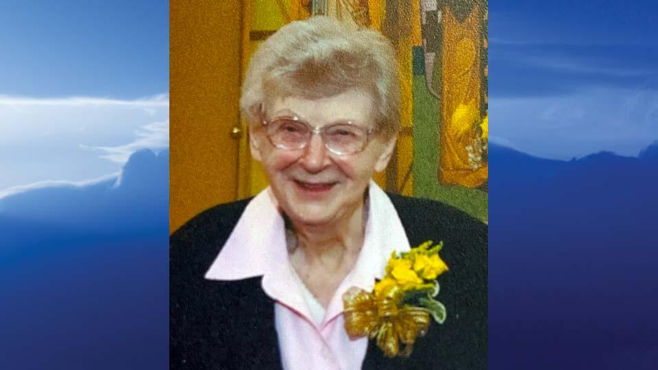 Mary Martha Kacnarek, Warren, Ohio - obit