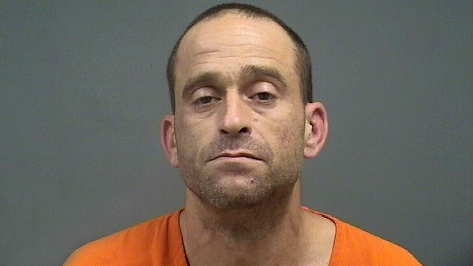 Michael Truman, charged with resisting arrest, obstructing official business and felony vandalism in Boardman.