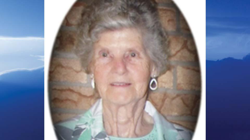Mildred Imogene Dent, Sharon, Pennsylvania - obit