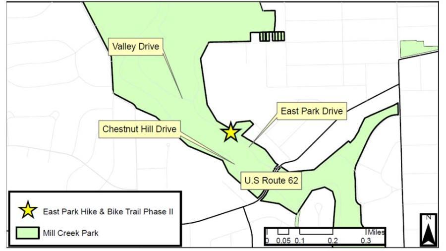 Mill Creek Park Construction Project