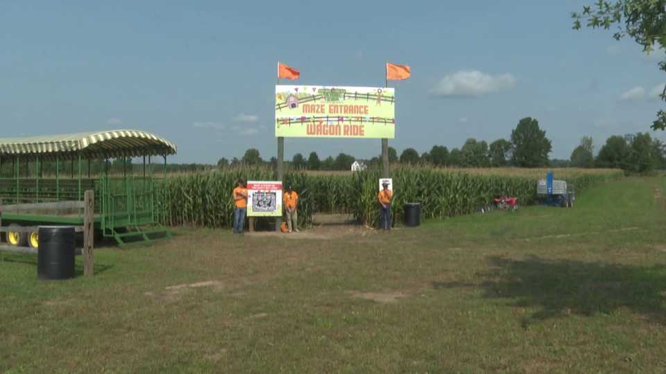 The Irons Mill Farmstead in New Wilmington had their grand opening for the season this weekend.