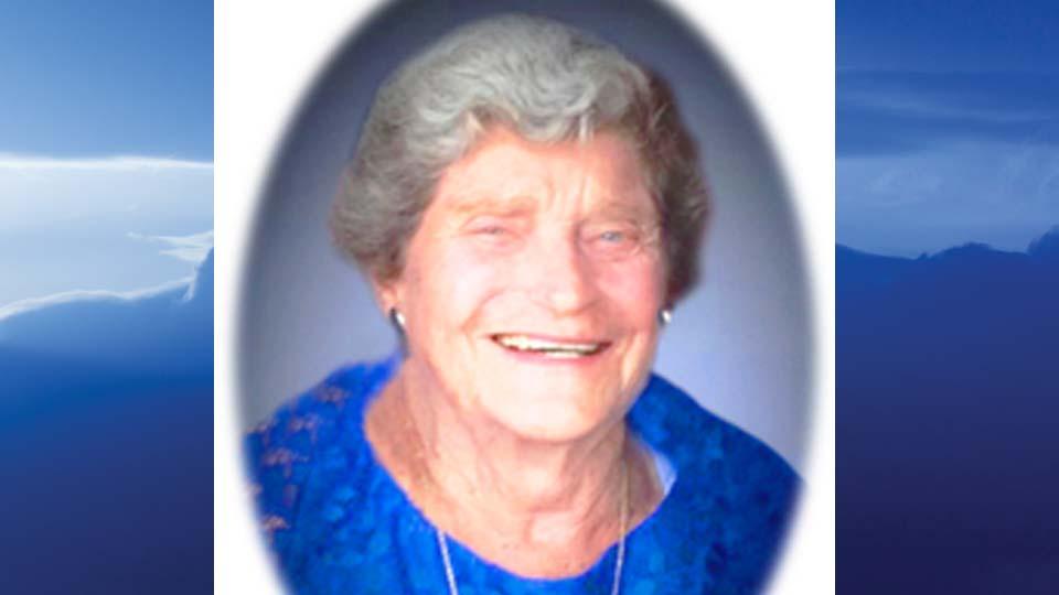 Peggy Joan Watters, New Castle, Pennsylvania - obit