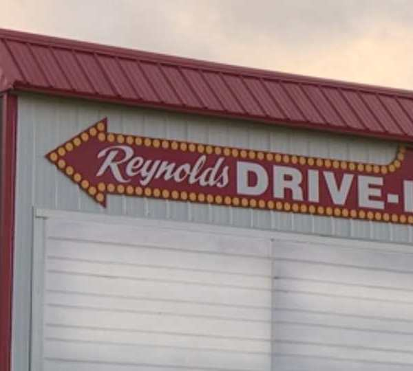 A Mercer County drive-in and the community were heartbroken after strong winds demolished the movie screen at the Reynolds Drive-In in Transfer.