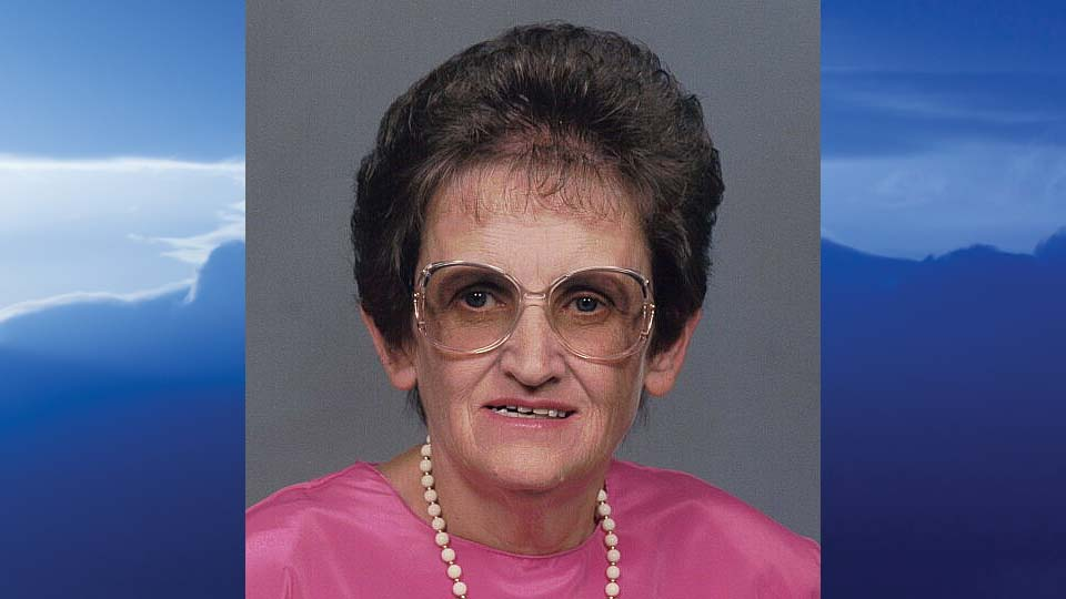 Shirley Newman, East Palestine, Ohio-obit