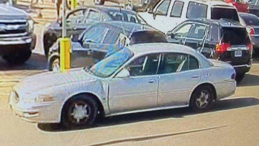Subway robbery Buick