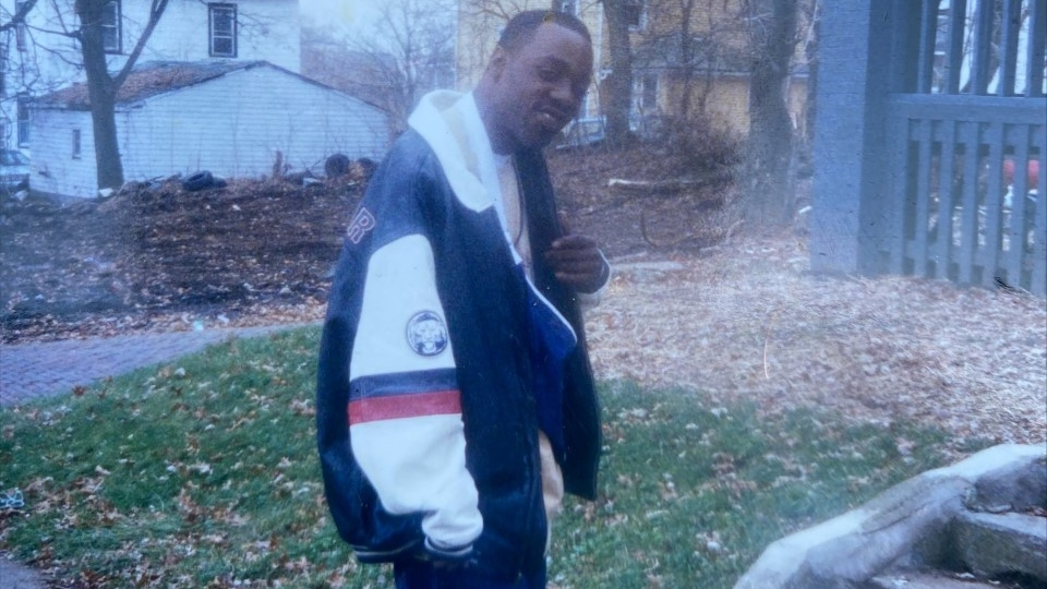 A news release said Telly Smith, 45, was found about 1:10 p.m. in a home in the 200 block of Hughes Street. He had been shot several times, the release said.