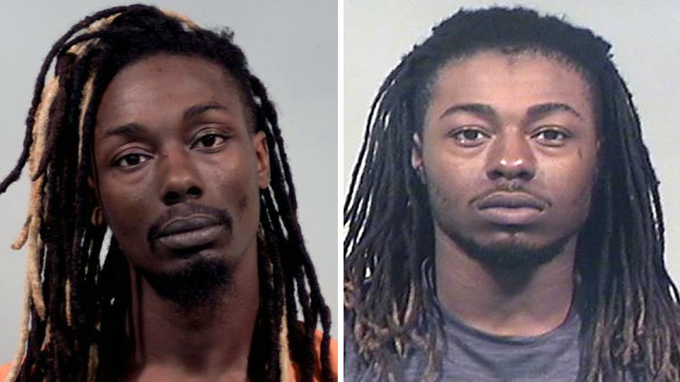 Trovon Bryant and Malik Hill are facing felonious assault charges in Warren.