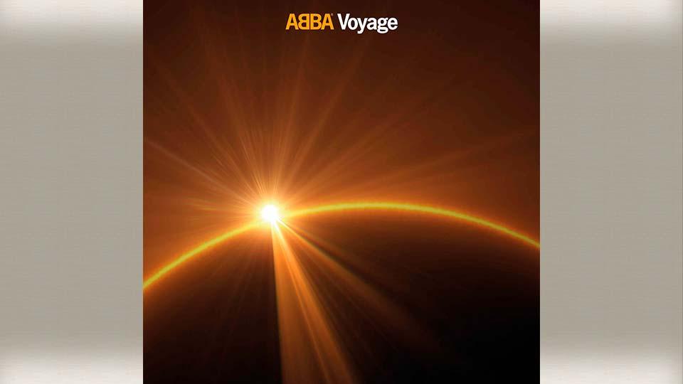 Voyage, ABBA Album cover