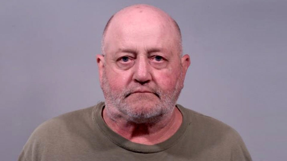 William Ross, charged with rape in Girard
