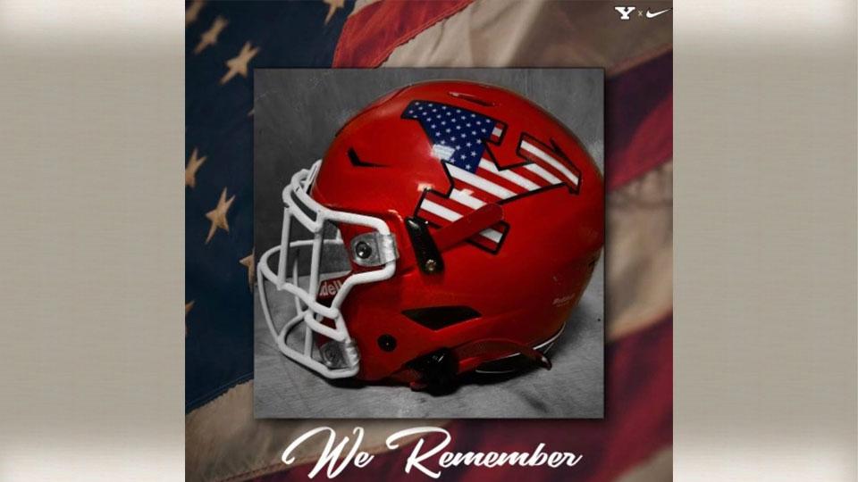 YSU Memorial Day Helmet