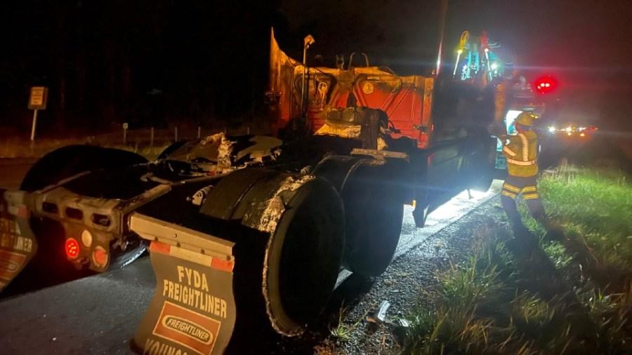 Interstate 76 crash