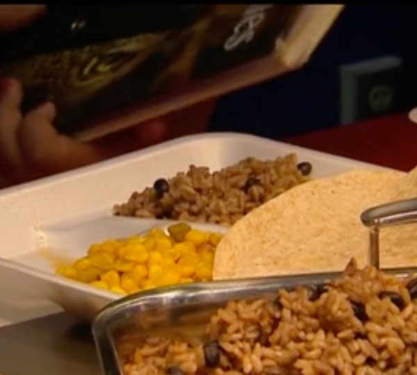 Supply chain issues affect local school lunches