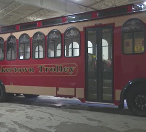 Taking a haunted trolley ride to support Salem Historical Society