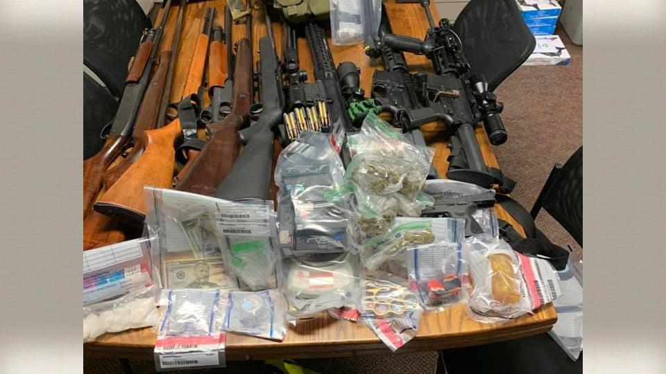 Task force investigators make arrest in East Palestine drug busts
