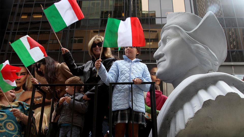 Tensions persist between legacy of Christopher Columbus, native people