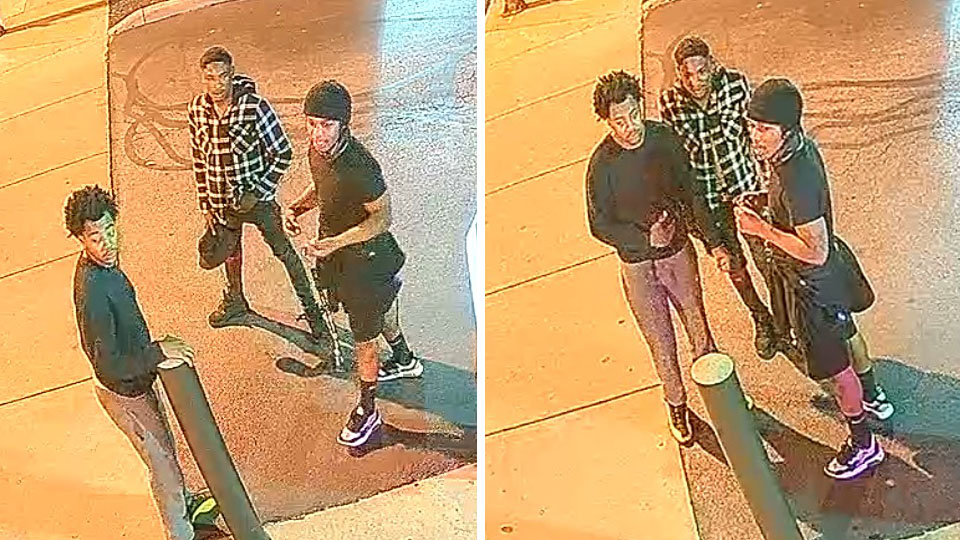 YPD seeking information on suspects in shooting downtown