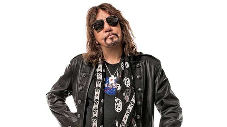 Ace Frehley Kiss Guitarist
