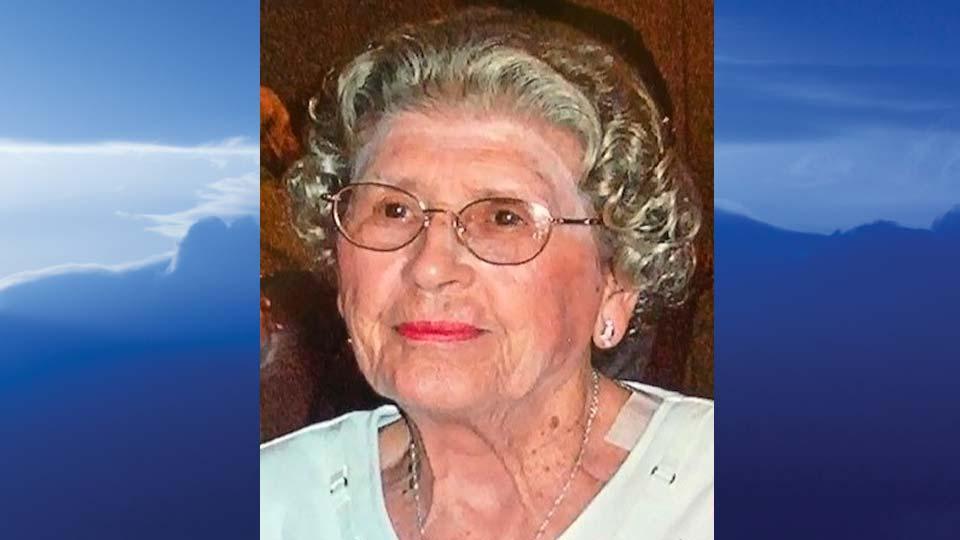 Agnes Louise Crossen, Youngstown, Ohio - obit