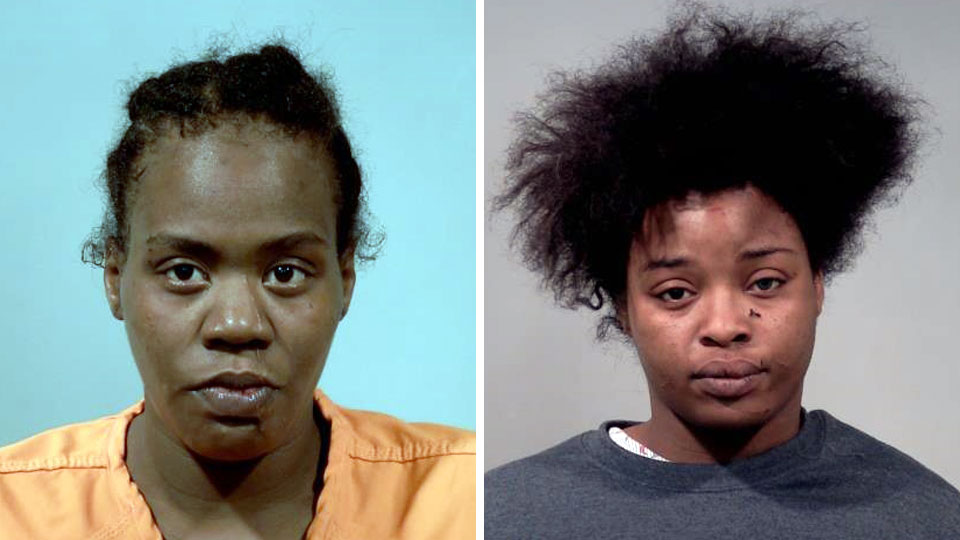 Brayasha Clark, 28, and Asia Yates, 21, are now facing aggravated burglary charges. Yates is also charged with felonious assault in Warren.