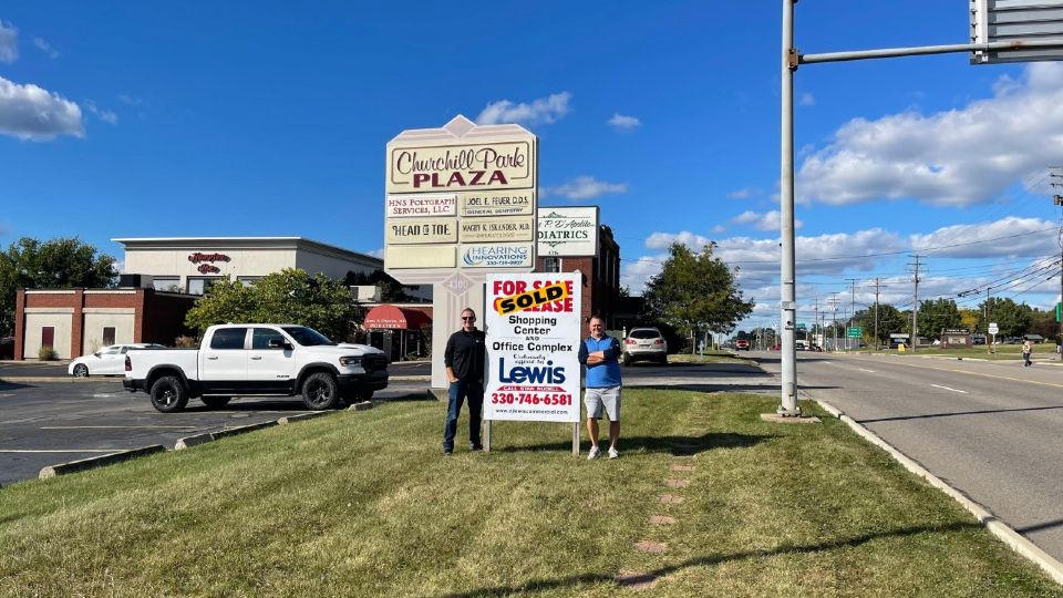 A Valley company needs room to expand and a plaza in Liberty is proving to be the perfect place to do it.