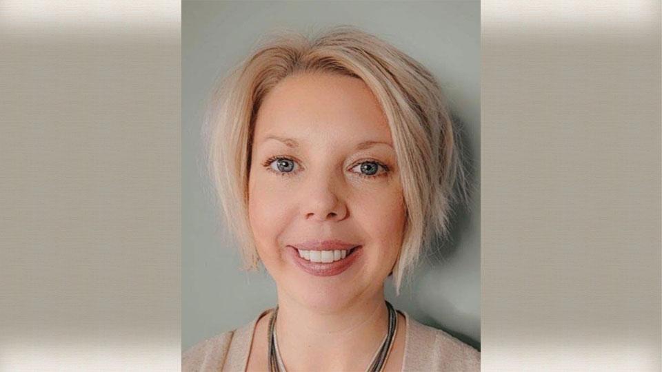 Courtney Stryffeler is running for West Branch School Board.
