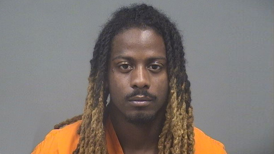 DeAndre Johnson indicted on weapons charges Struthers
