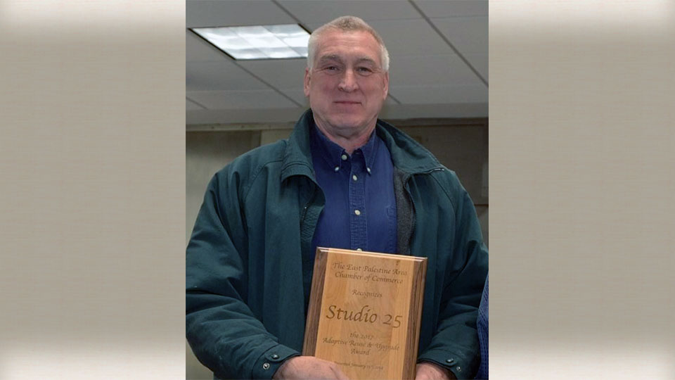 Don Elzer is running for East Palestine Village Council.