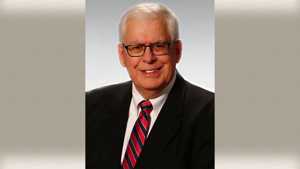 Don Moore is running for Cortland City Council