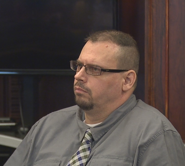 Dustin Ruiter of Youngstown, charged with multiple counts of rape